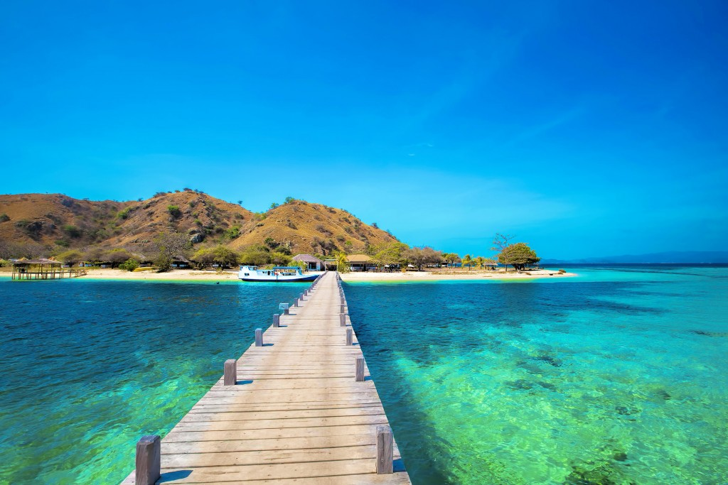 The-beautiful-nature-of-Komodo-national-park