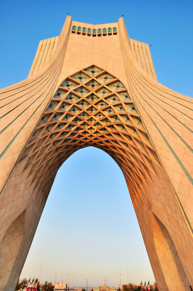 azadi-tower-in-the-light-of-the-setting-sun-circa