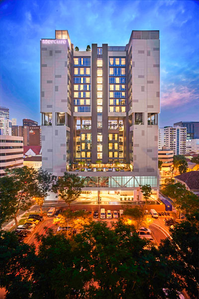 Mercure-Singapore-Bugis_Facade_Night_nextstay_tropicallife