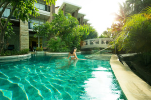 A LAVISH STAY IN THE LUXURY ROOMS at SOFITEL BALI NUSA DUA BEACH RESORT