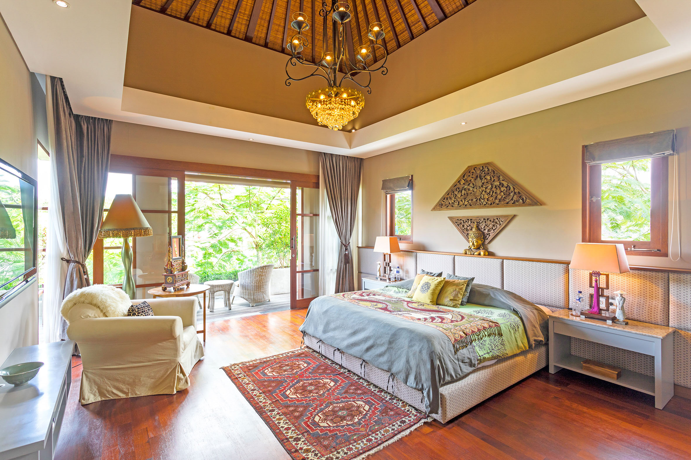 The Baganding Villa - Guest Bedroom 1 copy